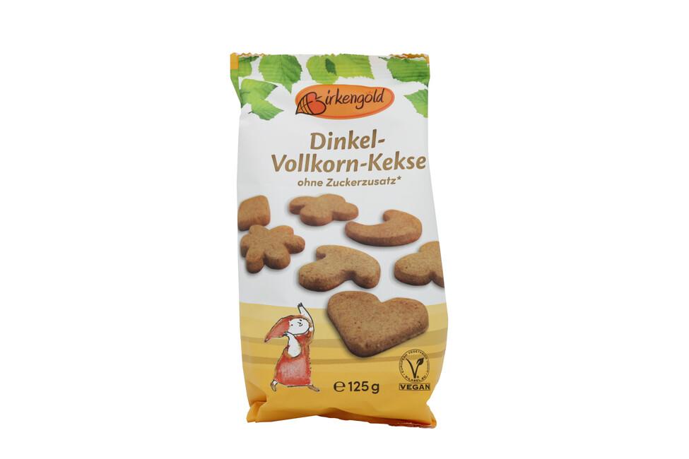 Birkengold Dinkel-Vollkorn-Kekse
