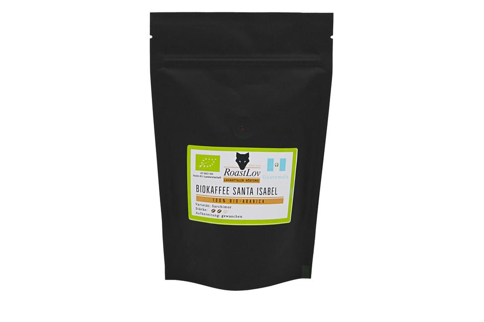 Bio Kaffee Santa Isabell