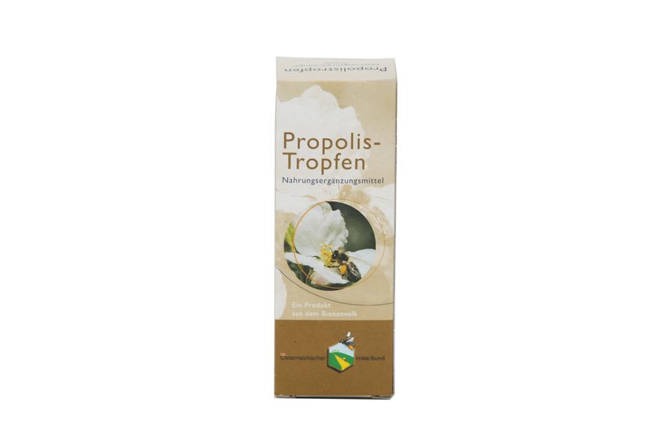 Jauk Propolis - Tropfen