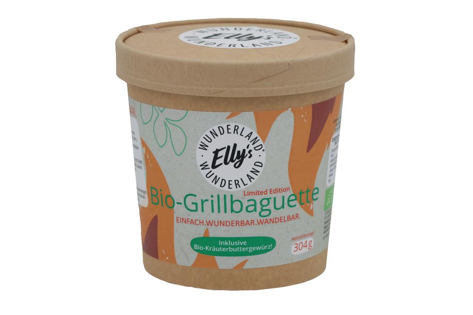 Bio-Grillbaguette Backmischung