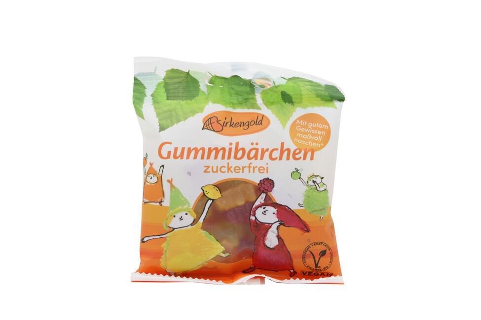 Birkengold Gummibärchen