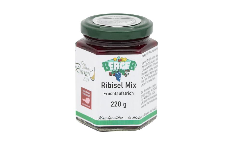 Ribisel Mix Marmelade